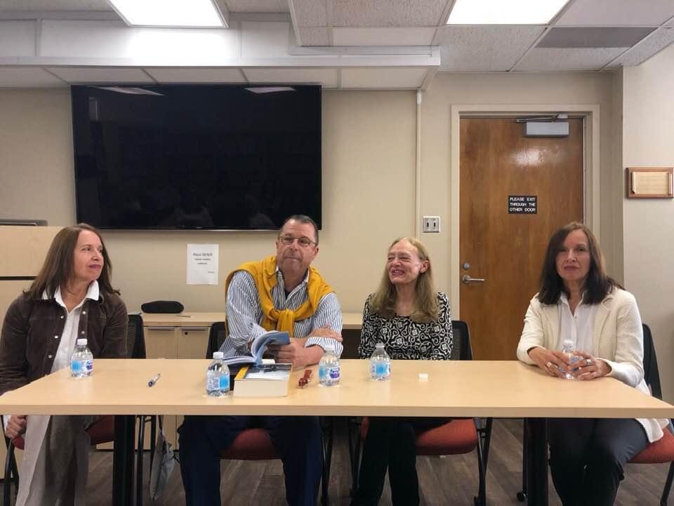Presentación Libro Fertil Provincia UCLA. Poseck Films